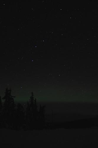 Ursa Major and Aurora
