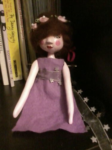Jointed art doll