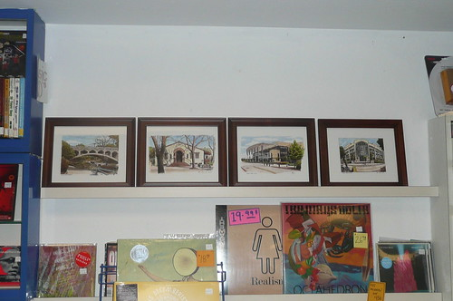 four davis sketches