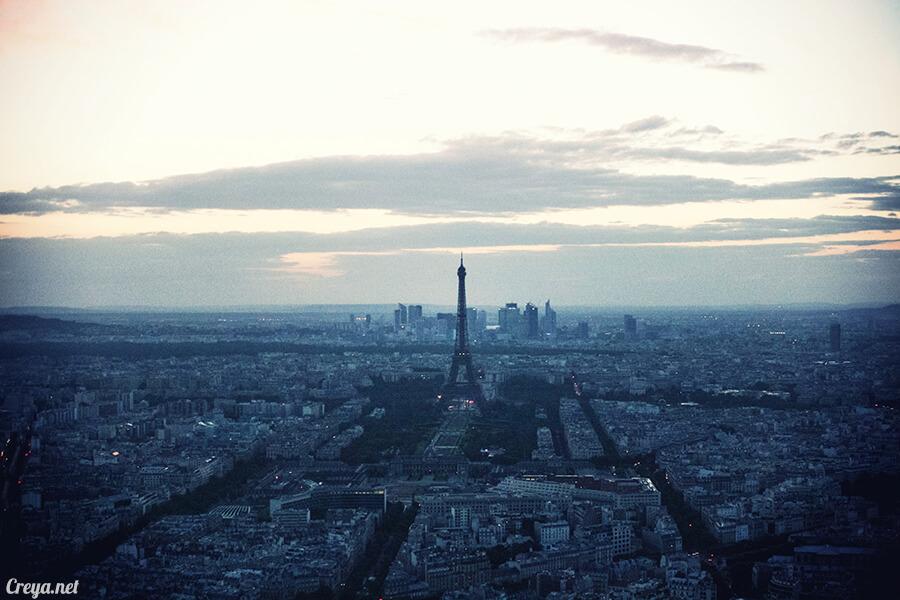 2016.10.09 | 看我的歐行腿| 艾菲爾鐵塔,五個視角看法國巴黎市的這仙燈塔 02