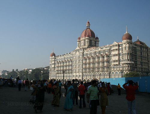 Taj Mahal Palace and Tower, Mumbai - Bombay, India