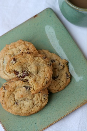 mapled choc chip cookies 2