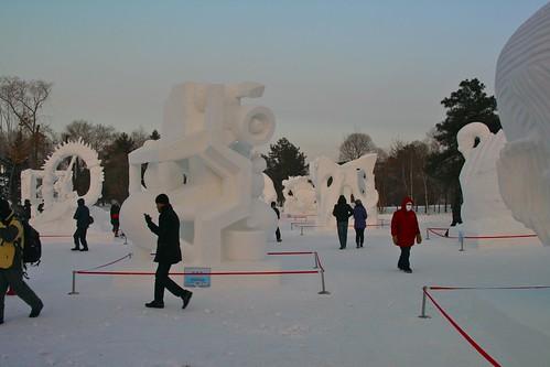 Harbin Ice Festival 2011