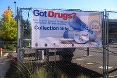 Oregon Drug Take Back Event - Sept. 2010