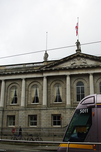Royal College of Surgeons & Luas