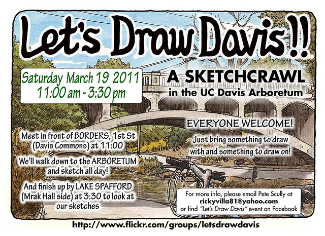let's draw the arboretum!