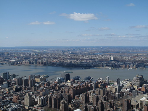 Hudson River & Jersey