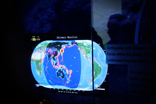 Seismic-monitor-Natural-History-Museum