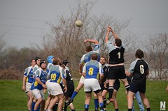 "Ruggerfest - Bombers vs Royals 4 • <a style=""font-size:0.8em;"" href=""http://www.flickr.com/photos/76015761@N03/13918747794/"" target=""_blank"">View on Flickr</a>"