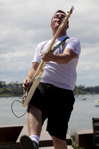 Perfect Fit Bass Player: Matt Dietrich