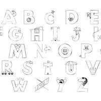 Full Size {FREE} Alphabet Chart!