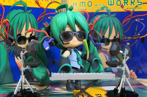 Nendoroid Hatsune Miku HMO