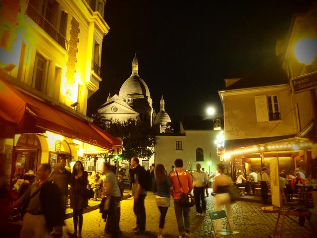 Montmartre et Sacré Coeur