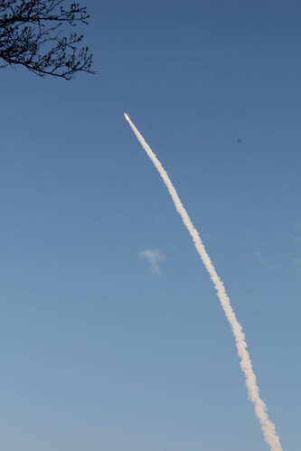 Discovery: STS-133 launch 3