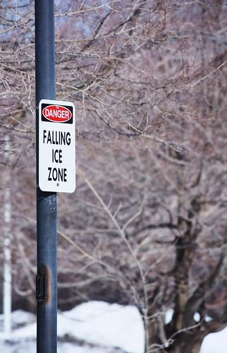 Falling Ice Zone