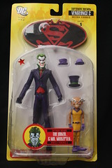 Bat Inventory- Superman/Batman Vengeance 2-Series 5- Joker & Mr.Mxyzptlk