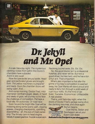 1975 Opel Ad