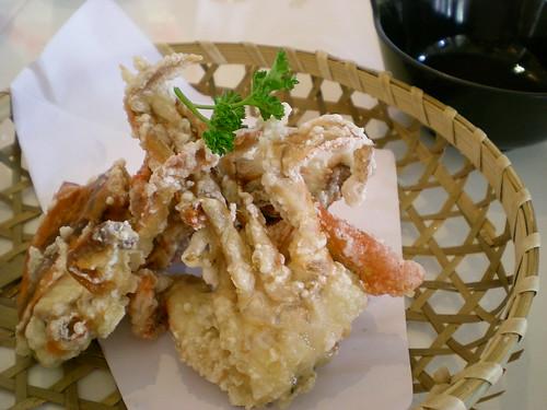 Zen - soft shell crab
