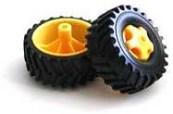Truck Tire Set 70101