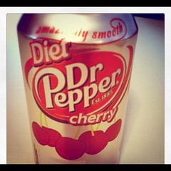 Diet Cherry Dr. Pepper