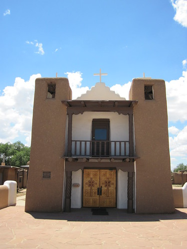 Picture from Taos, New Mexico