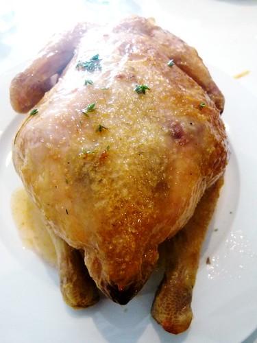Thomas Keller's Favourite Simple Roast Chicken