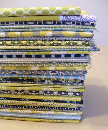 Single Girl Quilt Fabric