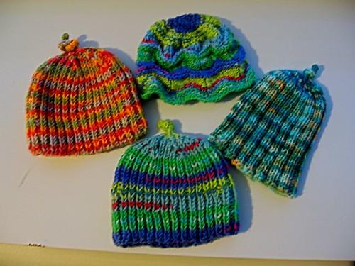 preemie hats 2