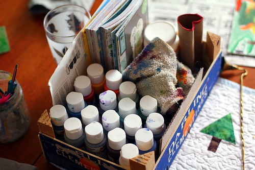 Box of Paints