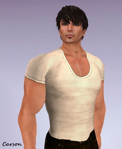 INDI Designs  Brody Beige T-Shirt ($1L)