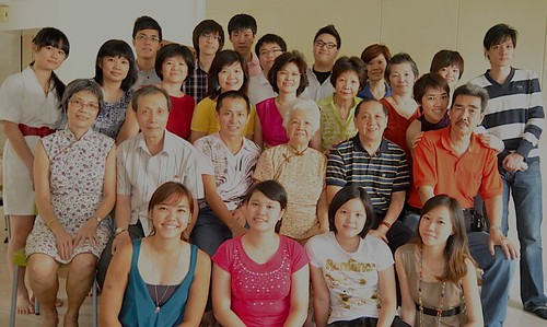 The extended Hong Family