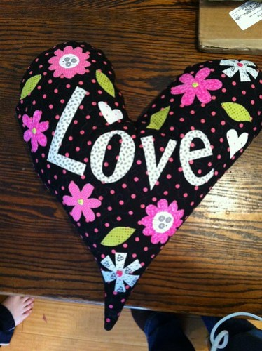 Love Pillow