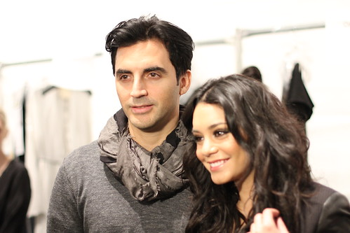 Yigal Azrouel Fall 2011- Backstage (5)