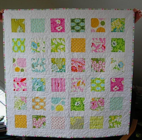 Nicey Jane Quilt Finished!