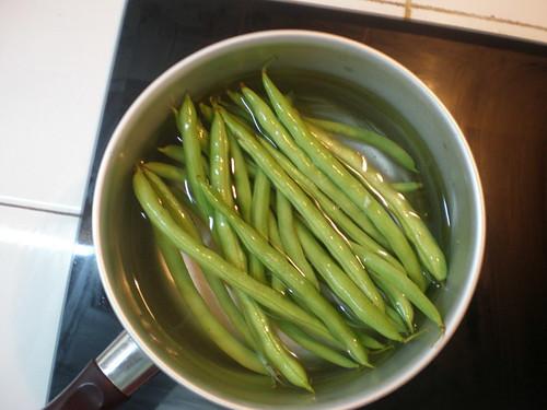 boil the bean