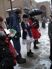 Parade Watching Lolita