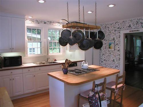 CT house kitchen