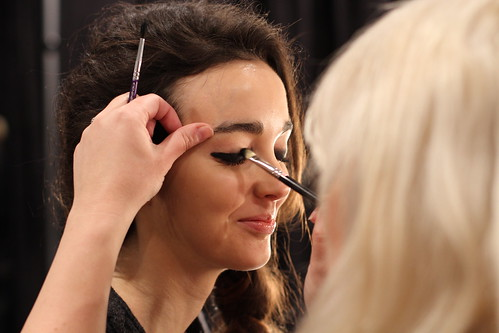 MARA HOFFMAN FALL 2011 BACKSTAGE (9)