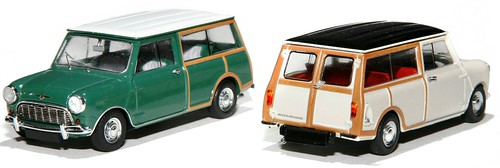 Ebbro Mini traveller