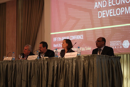ERF 17th Annual Conference - Panel Plenary Session 2