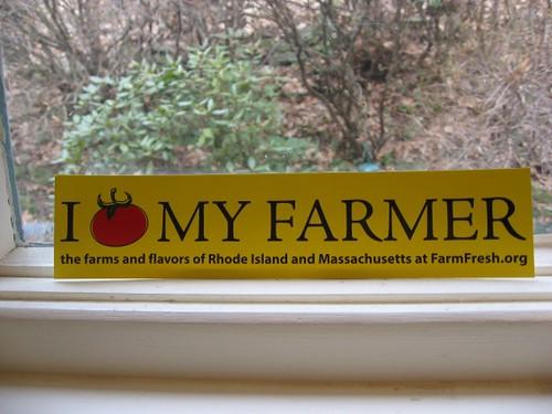 I tomato my farmer