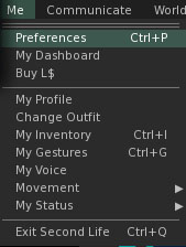 Viewer 2.4 getting to preferences