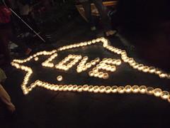 國光石化環評第四次專案小組會議前守夜晚會  1/26/2011