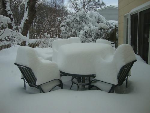 Blizzard:  December 27, 2010