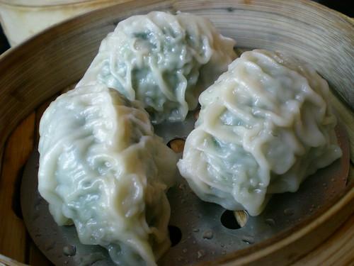 Mitsu - vegetable dumplings 1