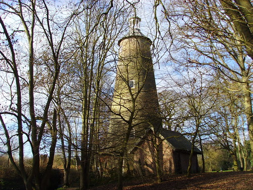 The shot tower, Crane Park
