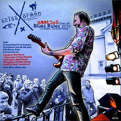 Scissormen - Live at Blues Rules Crissier 2010