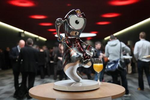London 2012 Olympic Mascot Wenlock