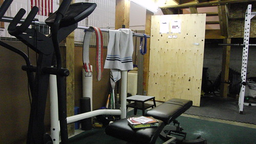 Driveline Baseball Weight Room