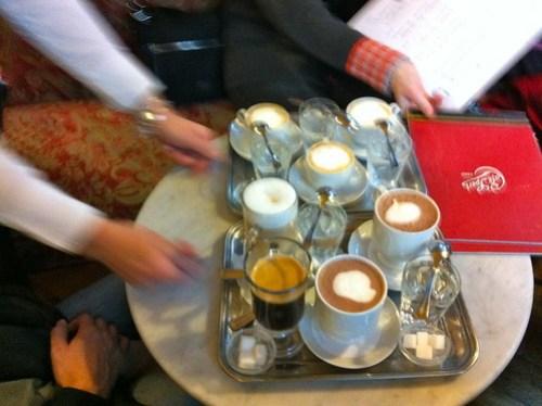 Cafe Sperl Vienna - 09